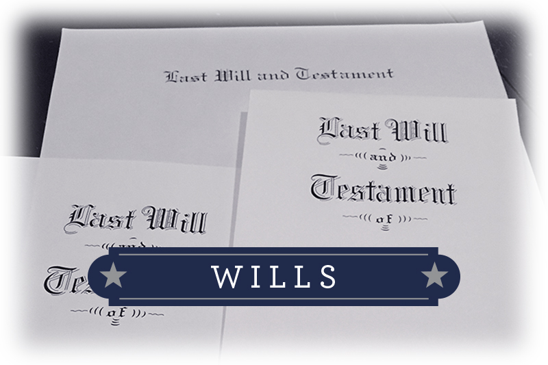 Wills and Will Contests, Canton and Dallas TX